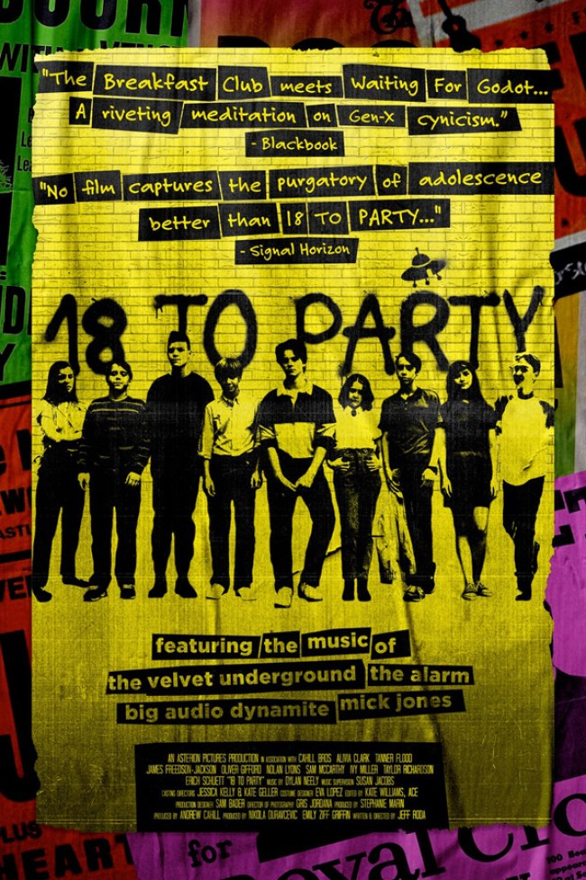 18 to Party Movie