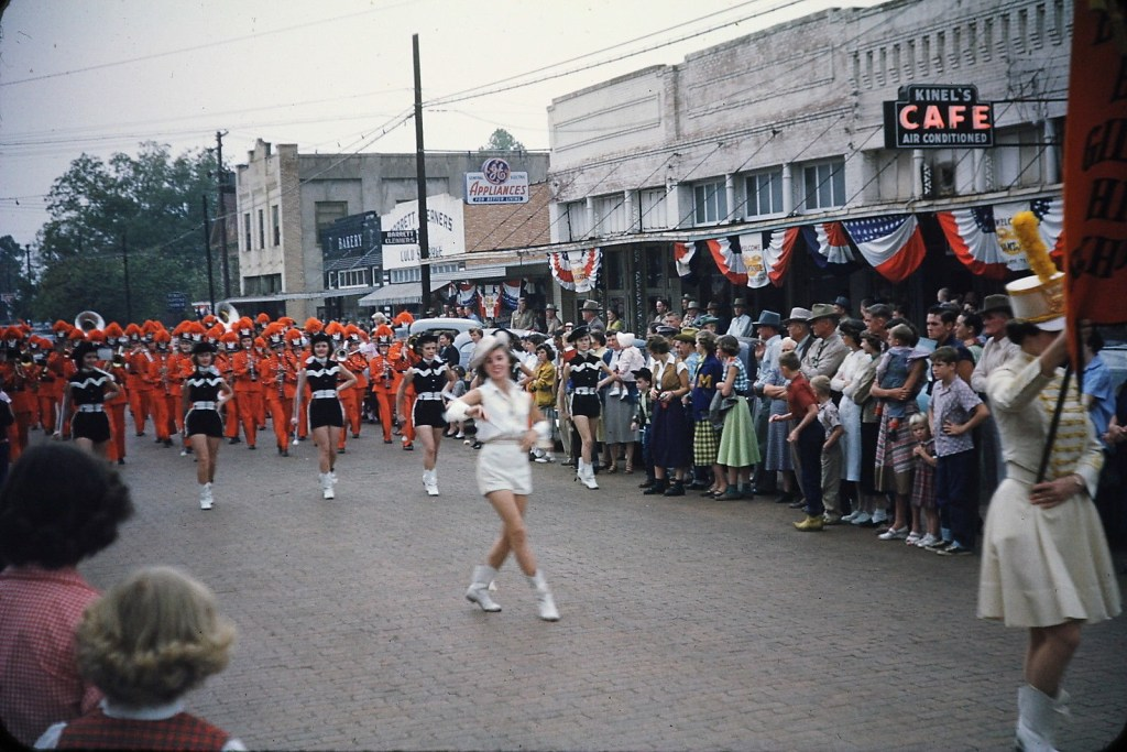 Buckeye Majorettes 1950s