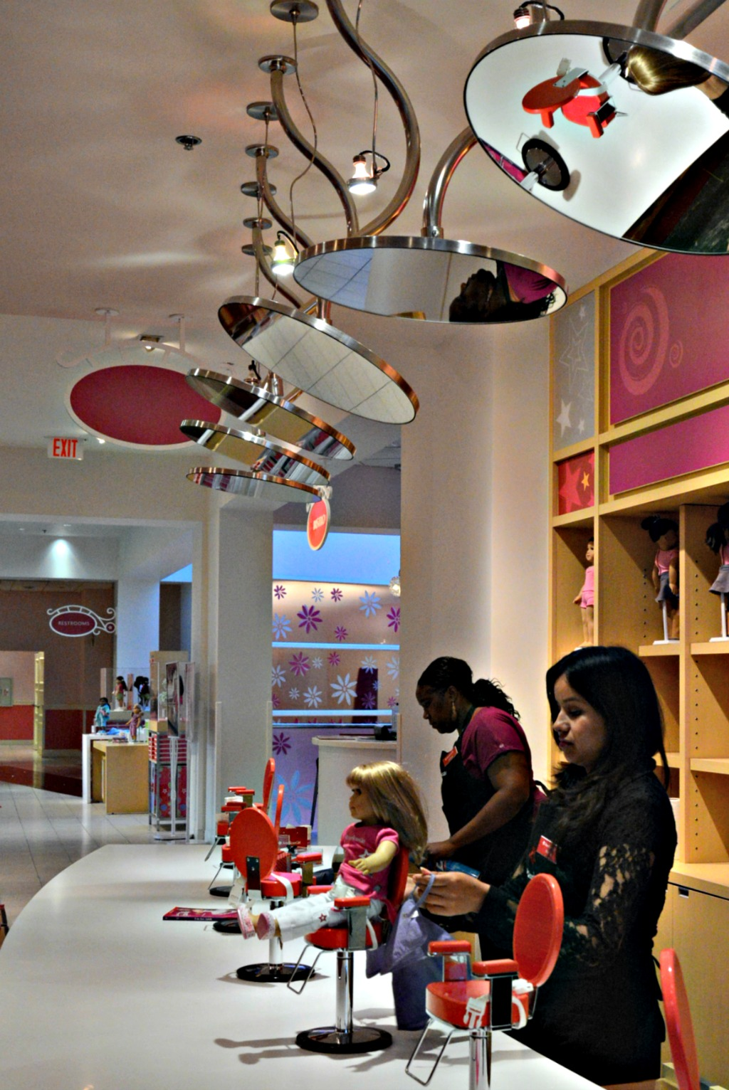 American Girl Doll Store Dallas Jennifer Mccollum-9091
