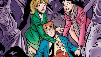 Archie takes a bullet for his gay best friend.