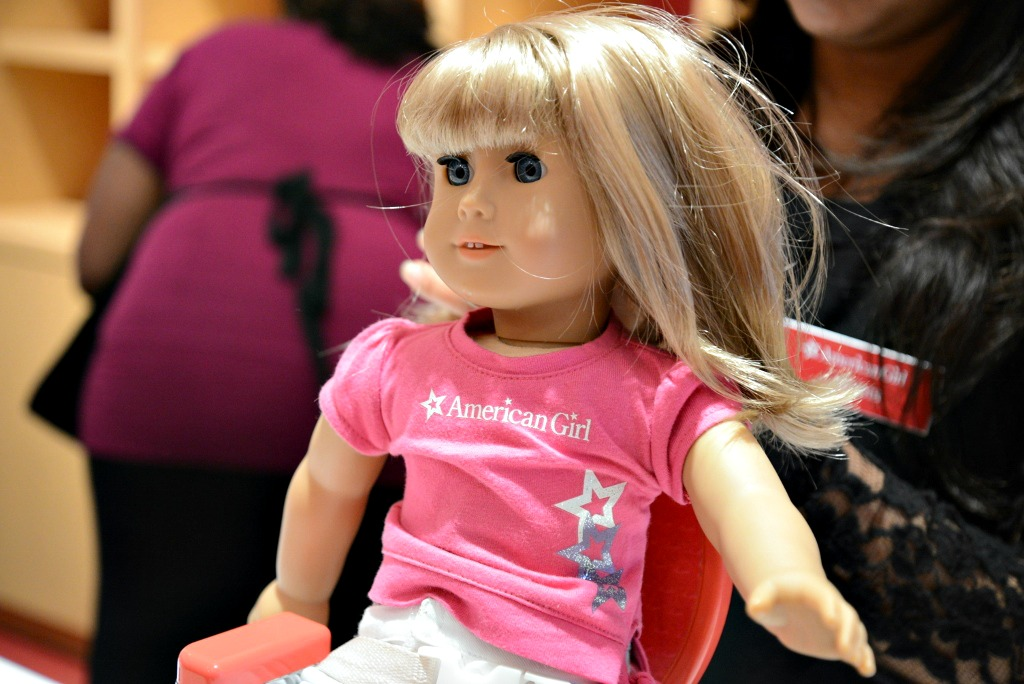 Beauty Salon Boutique Hair American Girl
