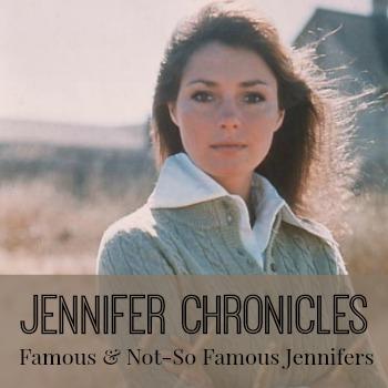 Jennifer Most Popular Name