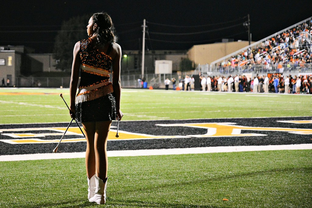 Gilmer High School Majorette