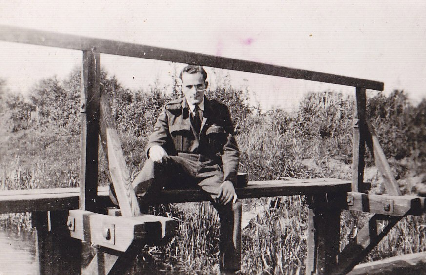 Harry Leslie Smith, World War II