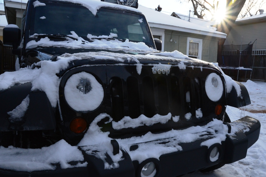 Jeep Snow