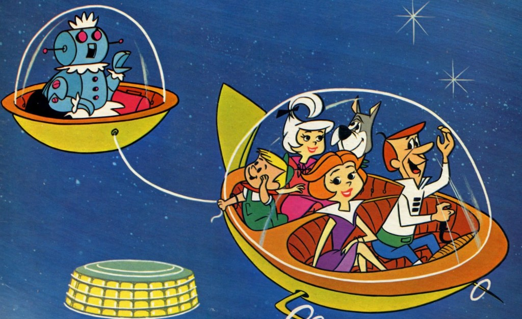 The Jetson Characters