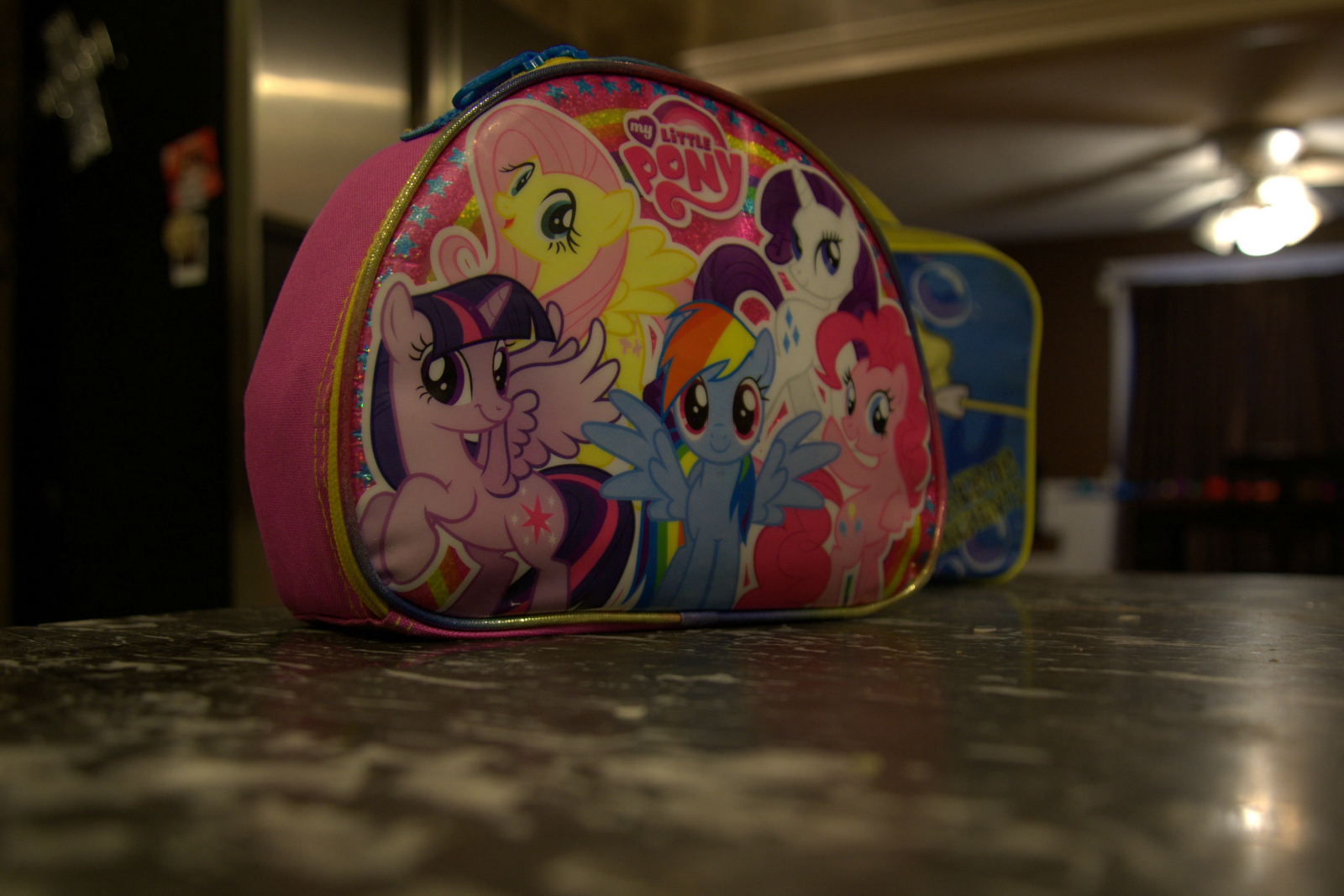 My Little Pony Lunch Sack