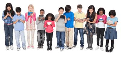Social Media impact on kids