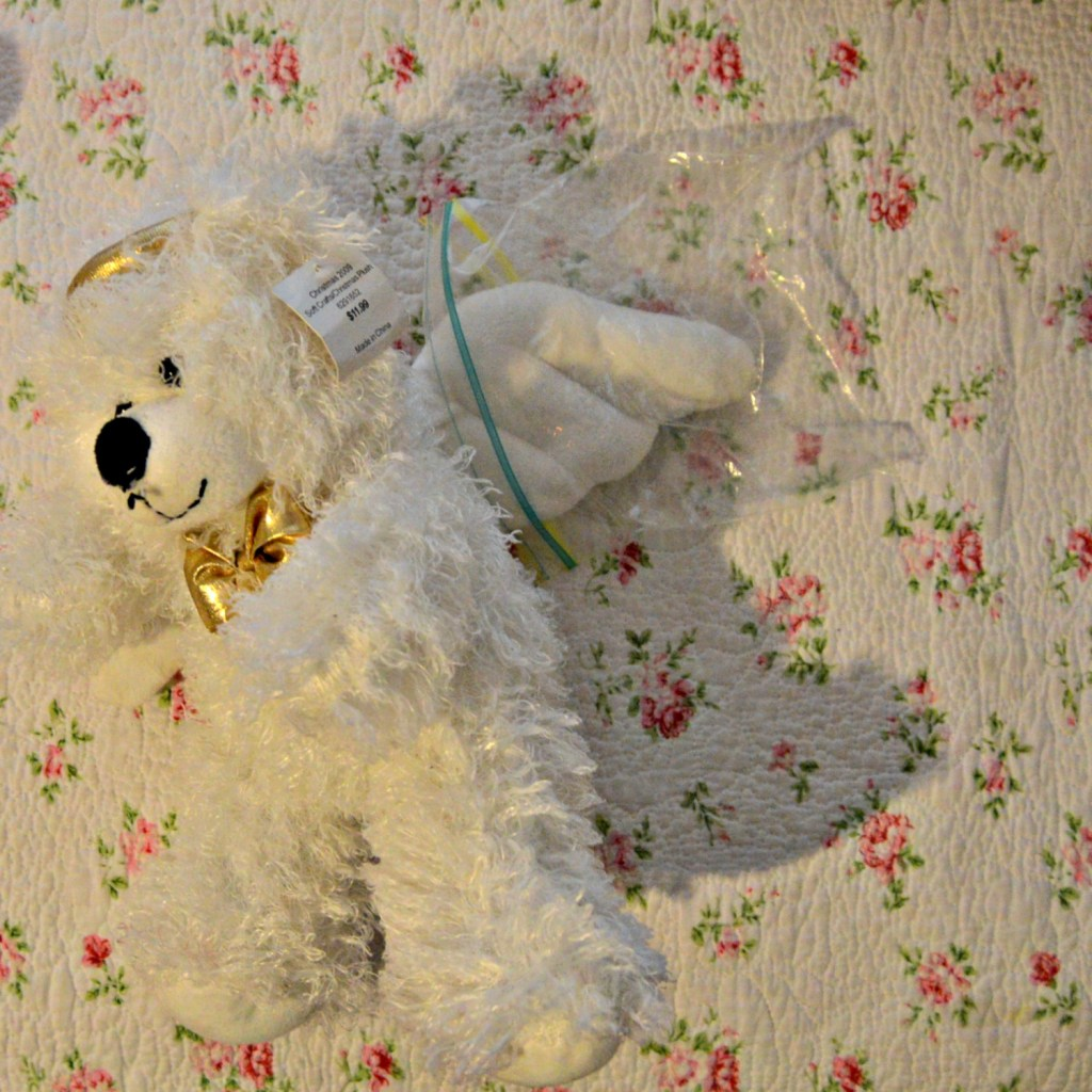 Stuffed animal broken arm