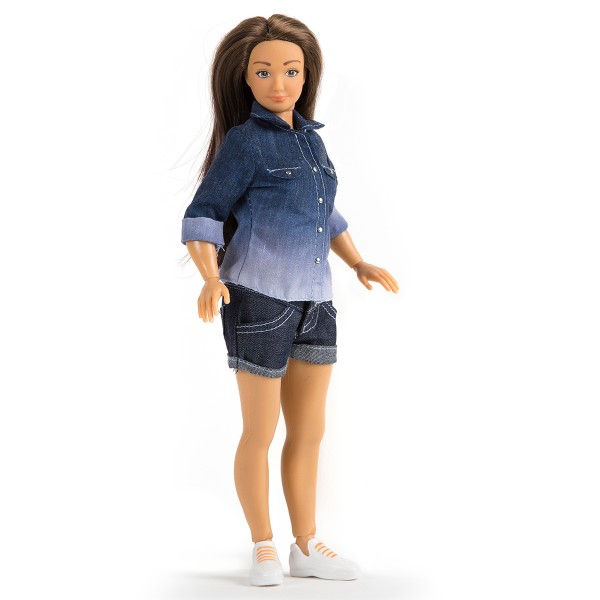 Lammily: Normal barbie