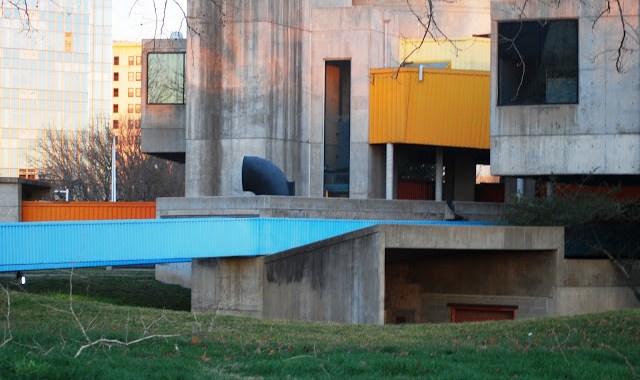 Oklahoma City Stage Center by Harvard Five John Johansen