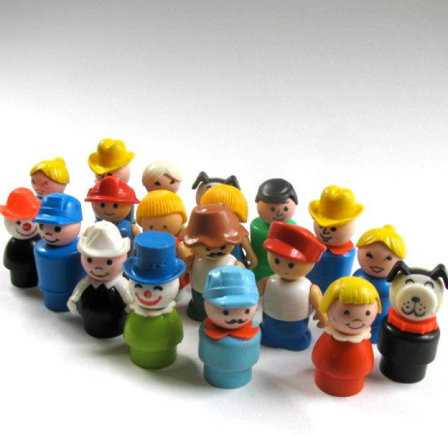 All the Little People of the World