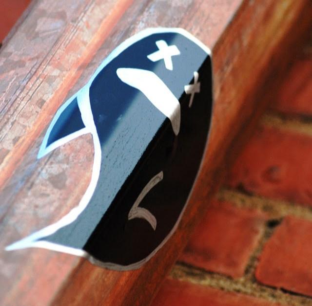 Sticker Bomb Shark