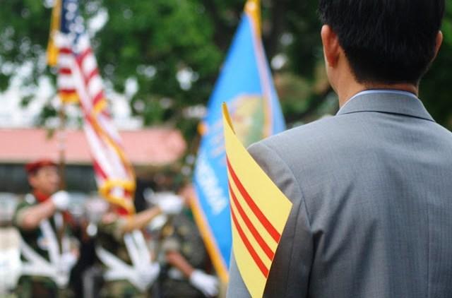 Ceremony commemorating the Fall of Saigon Oklahoma City