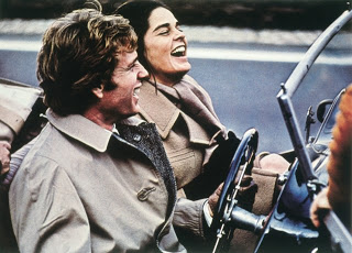 Ali Magraw playing Jennifer in Love Story with Ryan O'Neal.