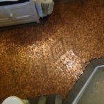 Penny Floor Fail Hammond Forever House