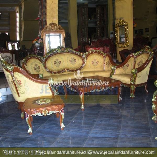 Jual-Sofa-Tamu-Romawi-Victorian-Set-Meja-Ukiran-Jati