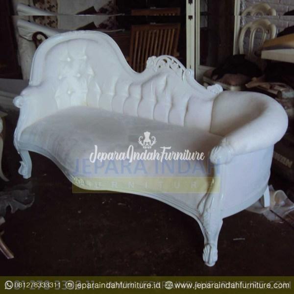 Harga Jual Sofa Living Single End Duco Putih