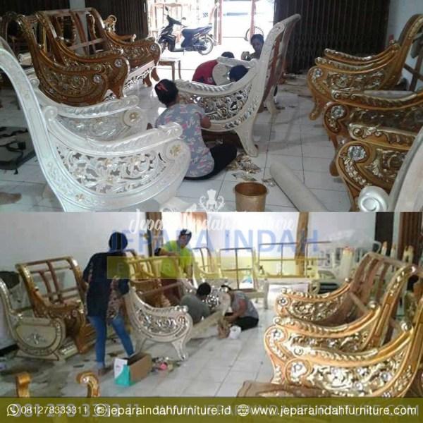 Jual Set Sofa Tamu Raffi Proses