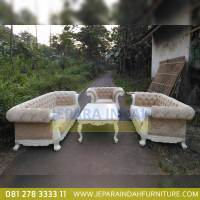 Set Sofa Tamu Queenera
