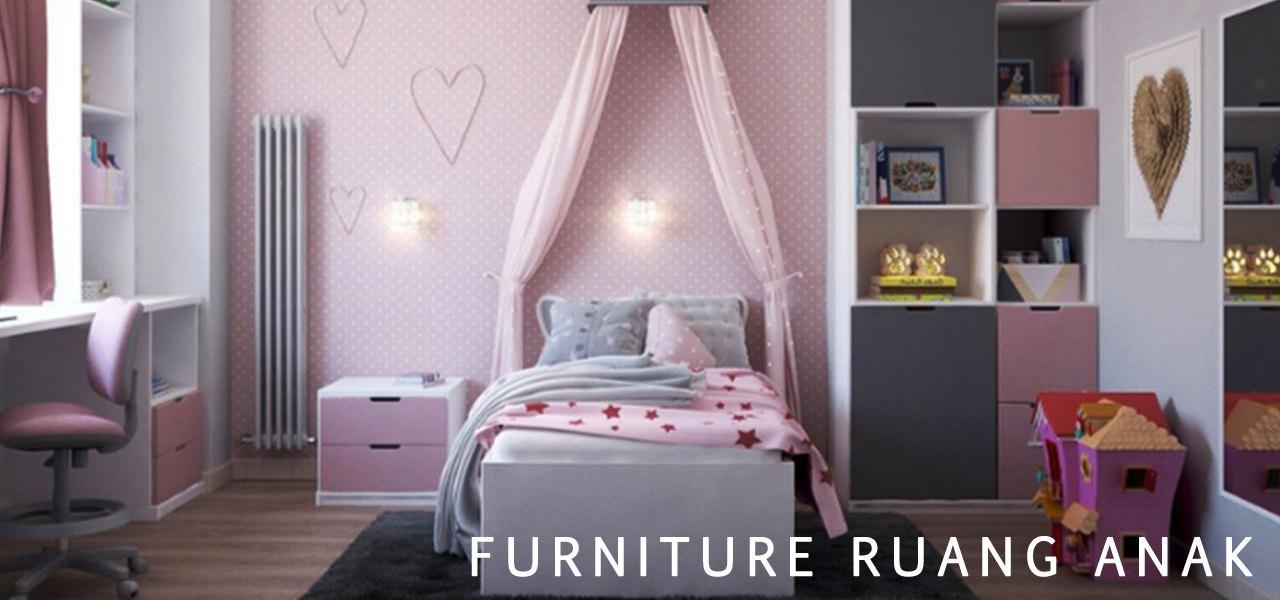 Katalog Furniture Ruang Anak
