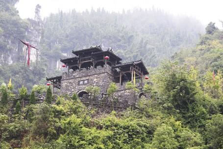 Au bord du Yangzi