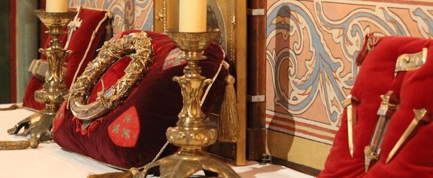 disparition des reliques de la vraie croix sous la Révolution