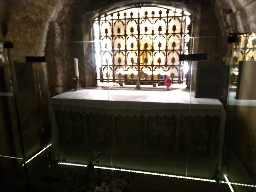 tombeau de marie-madeleine
