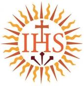 IHS jésuite blason