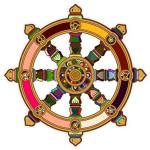roue du dharma