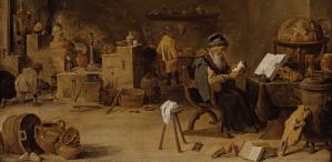 alchimie spirituelle définition