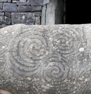 triskel newgrange
