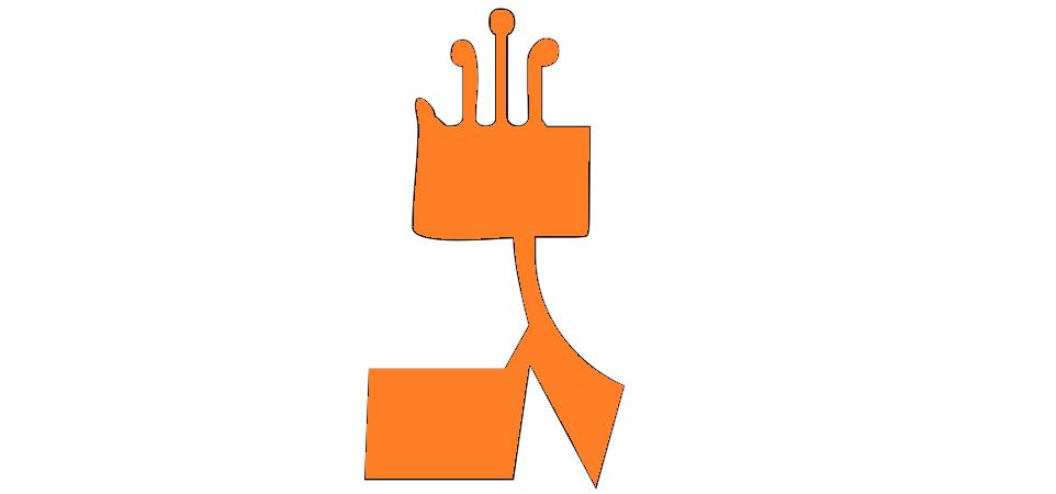 guimel symbolisme et signification lettre hébraique
