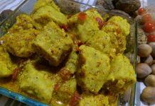 Recette du Gatta Curry Indien