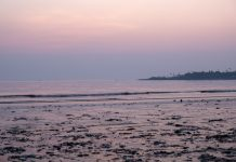 Inde - Mumbai - Versova Beach