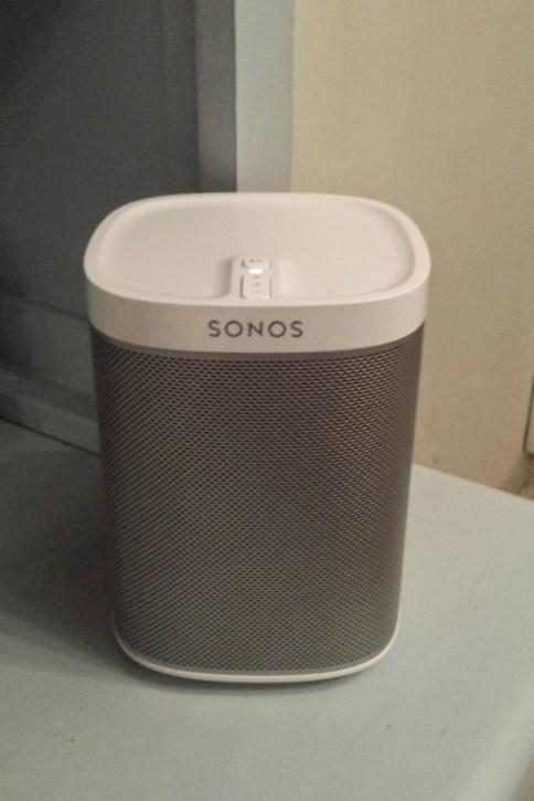 système audio connecté SONOS