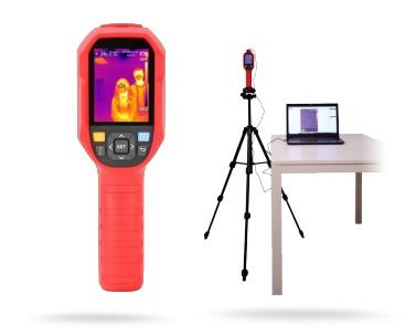 Caméra thermographique portative