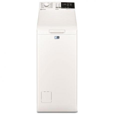lave linge ouverture dessus top electrolux ew6t3366az pas cher
