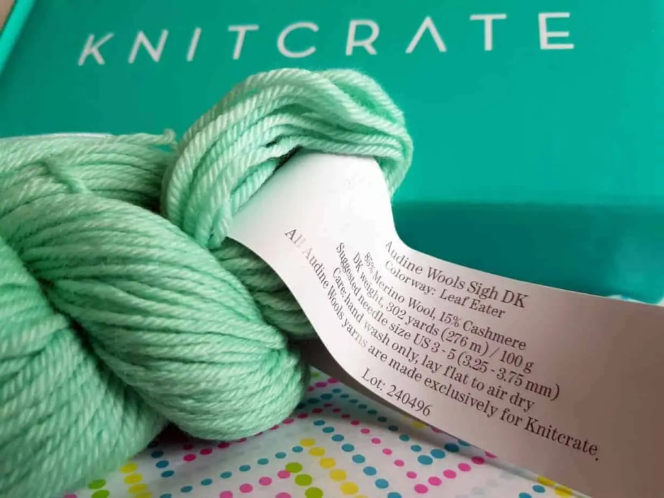 Knitcrate Yarn