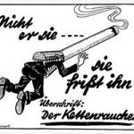 German anti-amoking ad