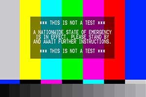 emergency broadcast system