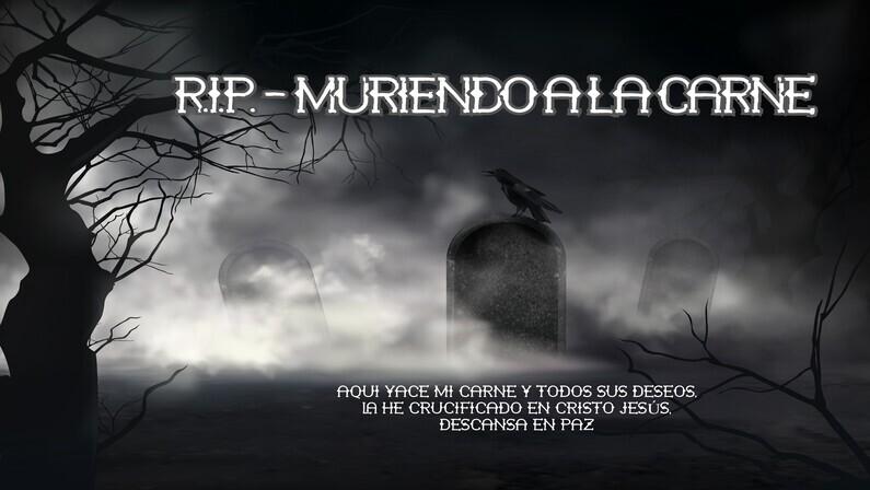 R.I.P. – Muriendo A La Carne