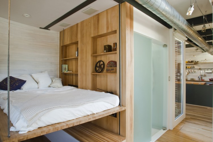 Silohouse Bedroom