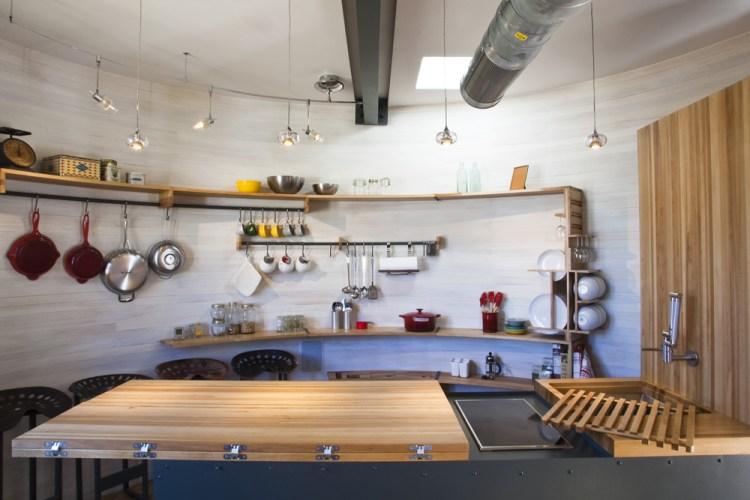 SiloHouse Kitchen