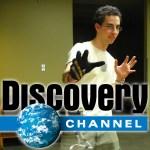 Jeremy Present the SudoGlove on the Discovery Channel!