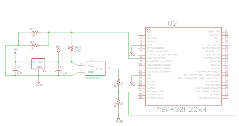 Weather Station Schematic