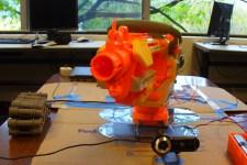 Nerf Sentry Gun