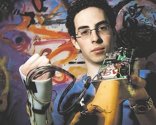 Prosthetic Hand Control Prototype