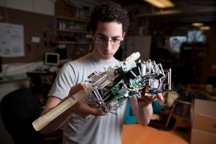 Machine Metabolism Robot