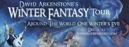 David Arkenstone Winter Fantasy Tour